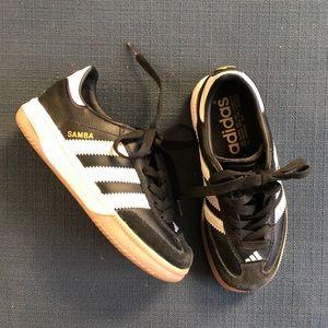 Adidas Samba Millenium Kids Soccer Shoes ⚽️